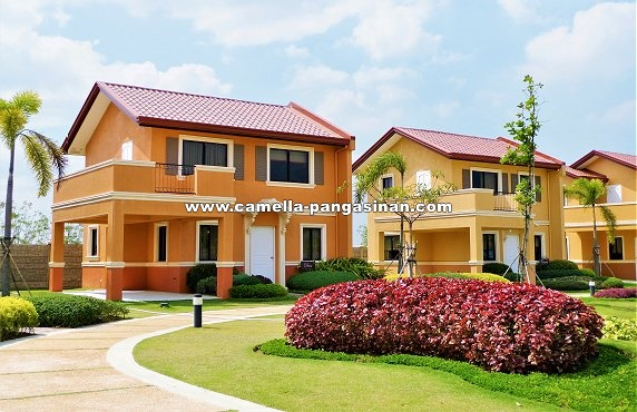 Camella Pangasinan House and Lot for Sale in Pangasinan Philippines