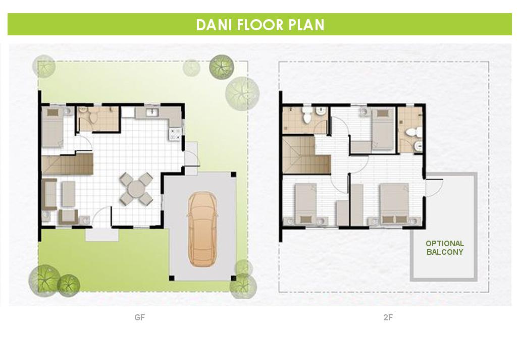 Dani  House for Sale in Pangasinan