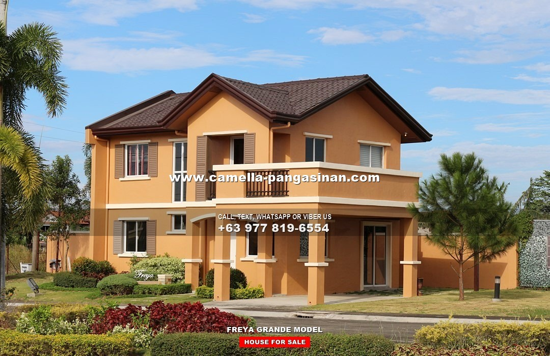 Freya House for Sale in Pangasinan