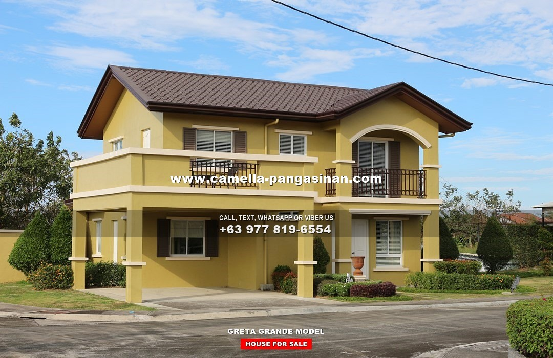 Greta House for Sale in Pangasinan