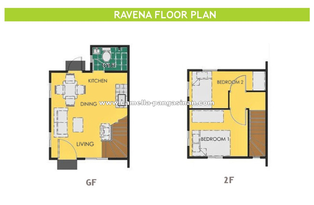 Ravena  House for Sale in Pangasinan