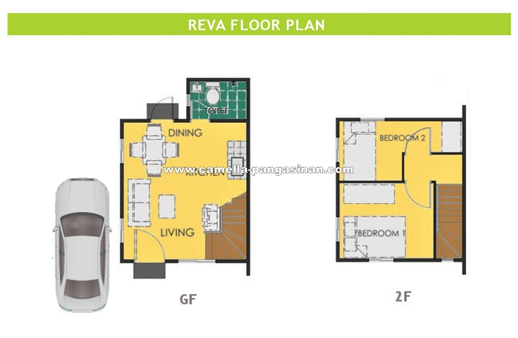 Reva  House for Sale in Pangasinan