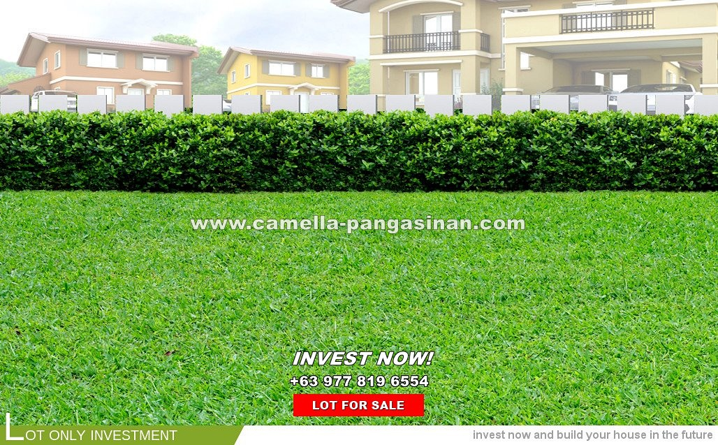 Lot House for Sale in Pangasinan