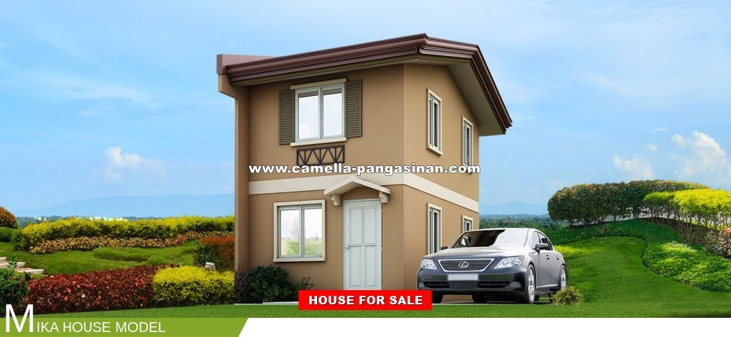 Mika House for Sale in Pangasinan