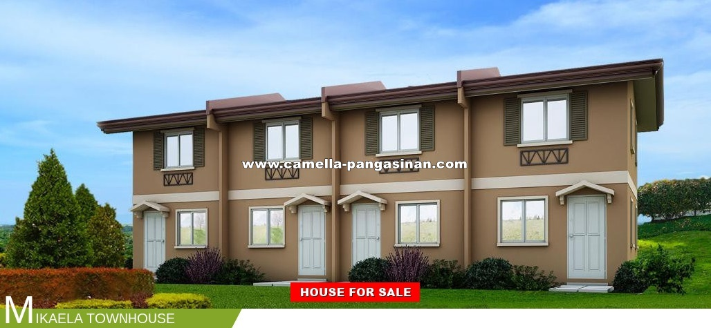 Mikaela House for Sale in Pangasinan