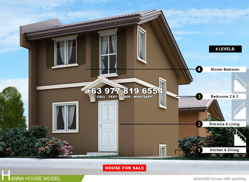 Hanna House for Sale in Pangasinan