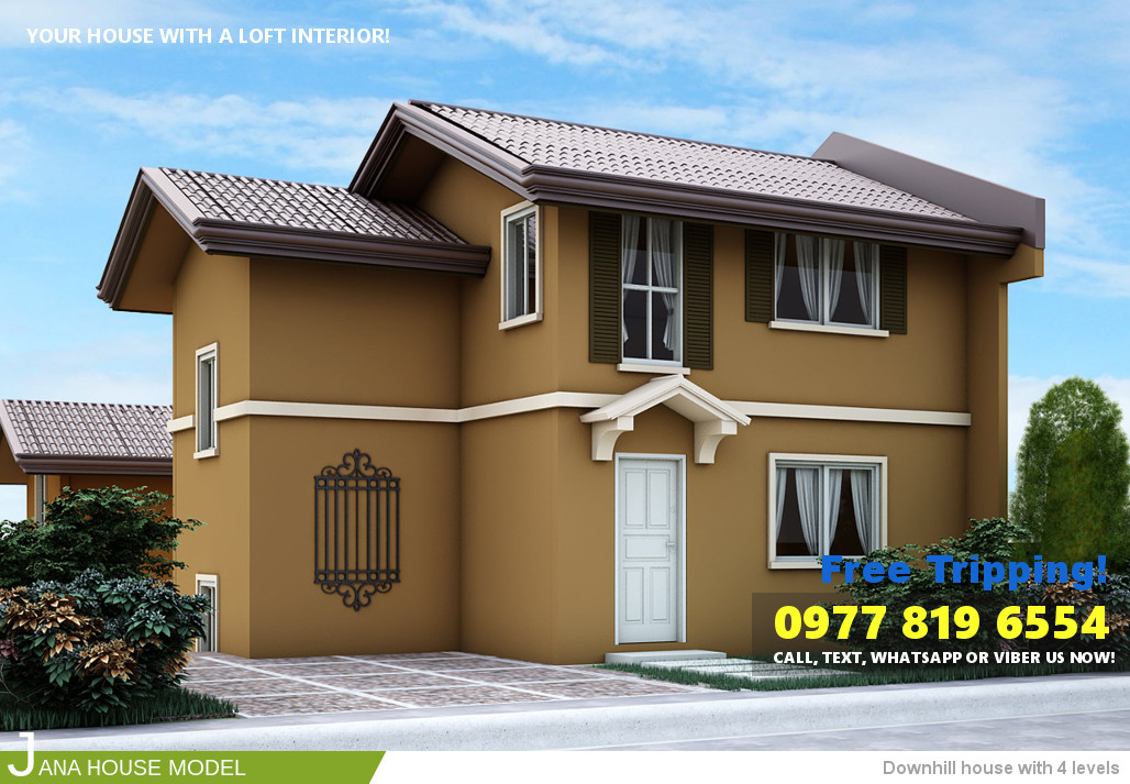 Janna House for Sale in Pangasinan