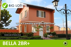 Bella House and Lot for Sale in Pangasinan Philippines
