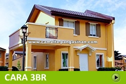 Cara House and Lot for Sale in Pangasinan Philippines