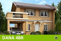 Dana House and Lot for Sale in Pangasinan Philippines