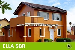 Ella House and Lot for Sale in Pangasinan Philippines