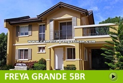 Freya House and Lot for Sale in Pangasinan Philippines
