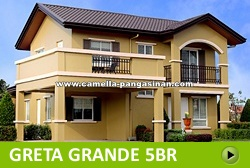 Greta House and Lot for Sale in Pangasinan Philippines