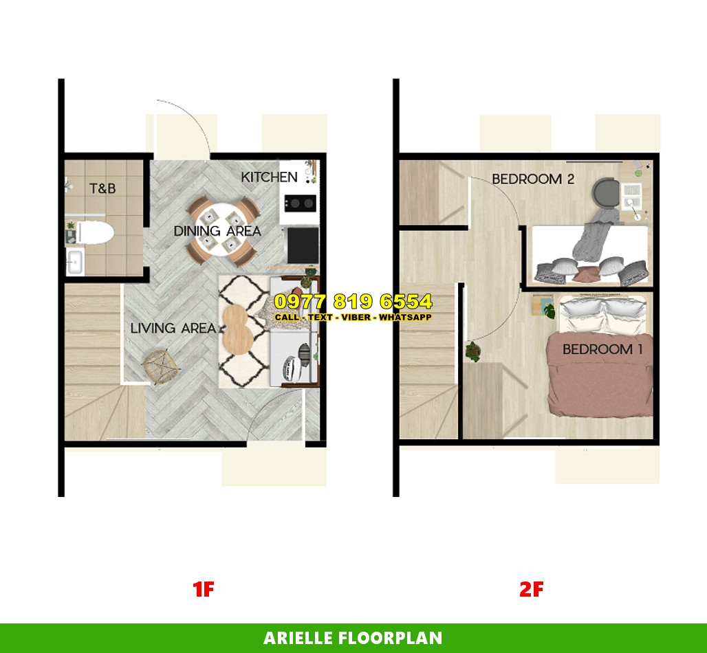 Arielle  House for Sale in Pangasinan