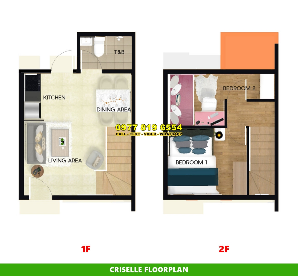 Criselle  House for Sale in Pangasinan