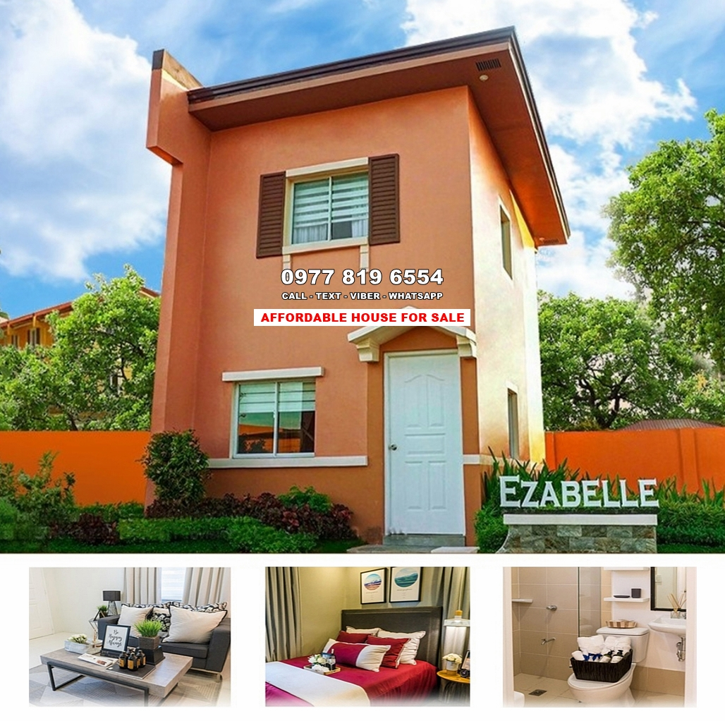 Ezabelle House for Sale in Pangasinan