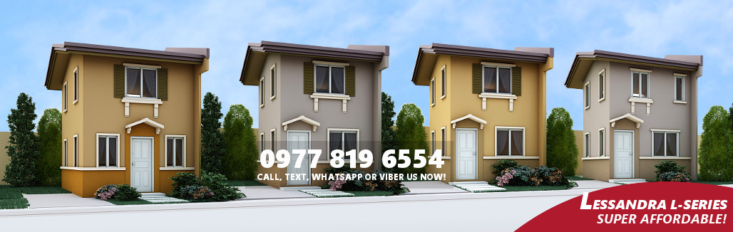 Lesandra L-Series Enclave - House for Sale in Pangasinan