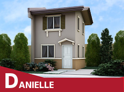Danielle House and Lot for Sale in Pangasinan Philippines