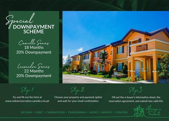 Promo for Camella Pangasinan.
